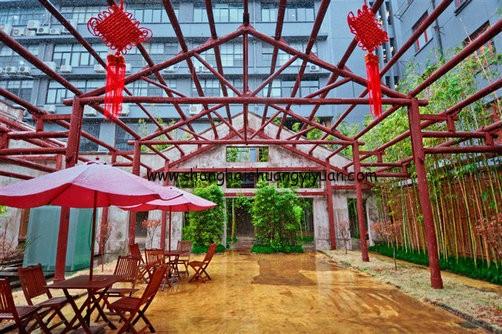 运动LOFT创意园园区图