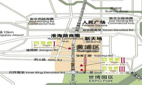八号桥创意园位置图