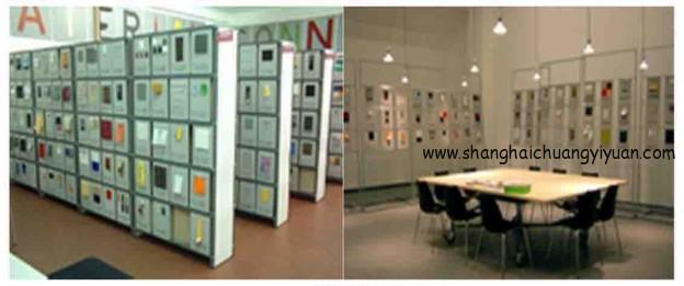 上海国际工业设计中心材料馆
