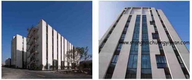 上海国际工业设计中心1-2号楼
