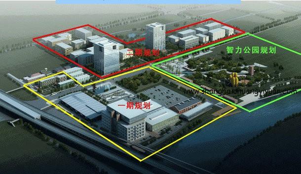 上海智力产业园区规划