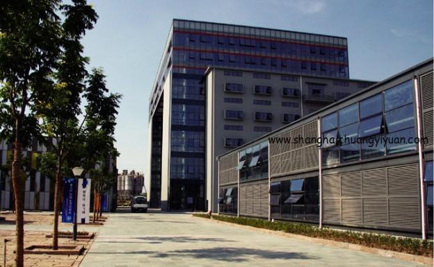 上海智力产业园区环境