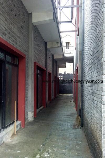 288创意园走廊