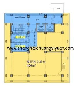 7立方科技文化创意园12楼平面图