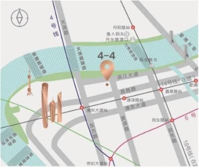 富源置地广场位置图