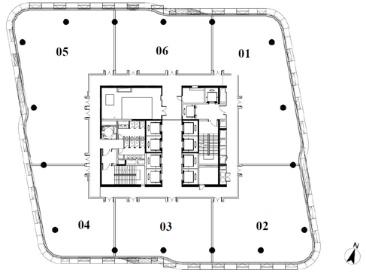 富源置地广场平面图