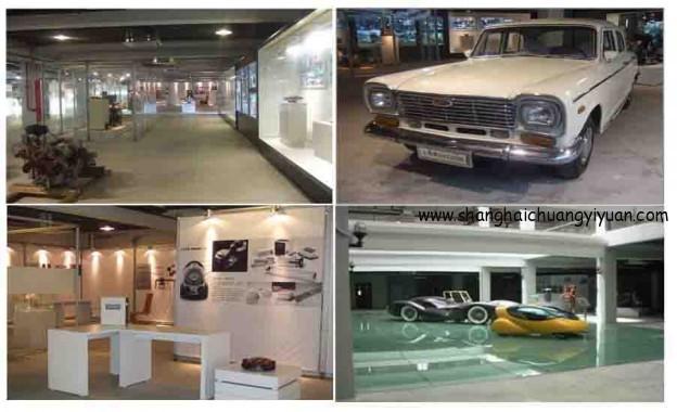 上海国际工业设计中心展示厅